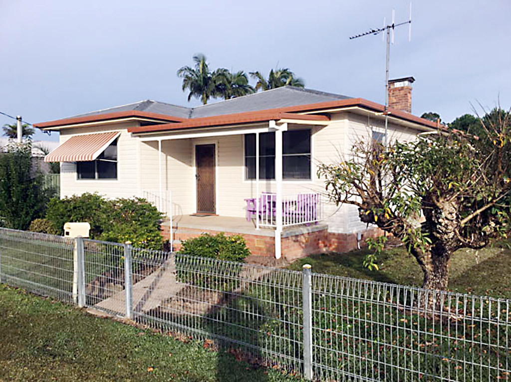 home cladding murwillumbah