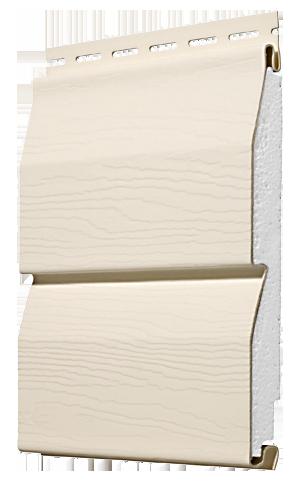 cladding lismore ivory everlast vinyl siding